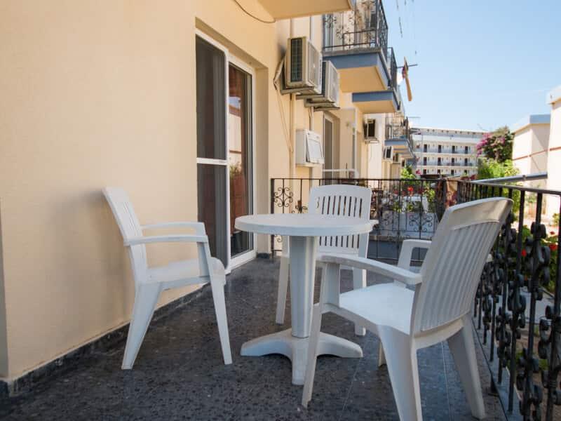 Akdeniz Evleri | 3 KİŞİLİK VİLLA