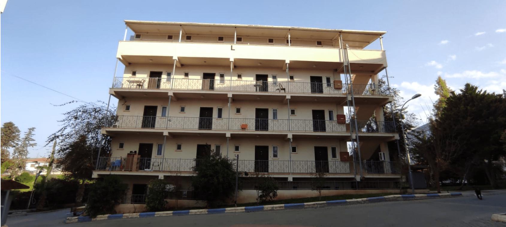 Akdeniz Evleri | TEK KİŞİLİK DAİRE