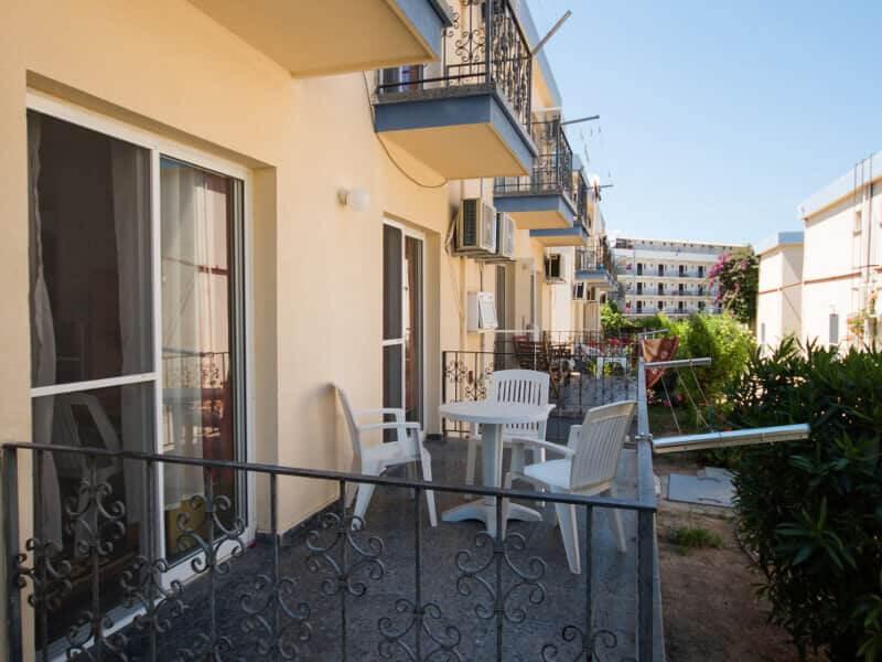 3 Kişilik Salonlu Villa | Akdeniz Evleri